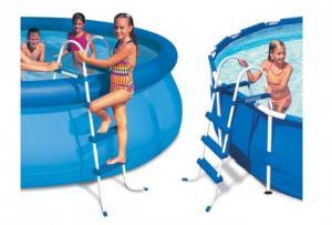 Cầu thang bể bơi 1m07 INTEX - 28061
