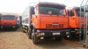 Xe tải thùng 4 chân