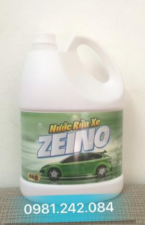 Nước rửa xe ZEINO