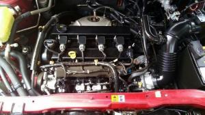 Ford Escape XLS 2.3, màu Đỏ, Model 2011, Biển Hà Nội