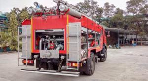 Xe cứu hỏa Kamaz 53605 (4x2)