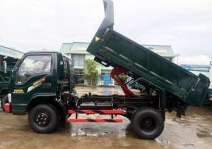 Đại lý xe ben Chiến Thăng - Bán xe ben Chiến Thắng tại Hà Giang