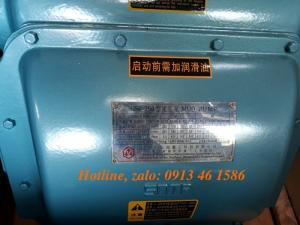 Máy bơm vữa 3 piston BW250