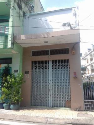 Cần bán nhà quận Tân Phú