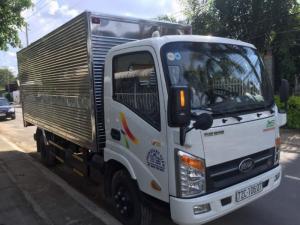 Bán xe Veam VT252-1 động cơ Hyundai, tải trọng 2.4 tấn