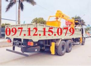 Cẩu Soosan 7 tấn, phân phối cẩu soosan 7 tấn giá rẻ
