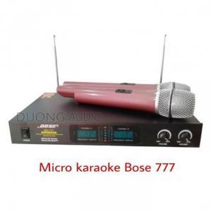 Micro không dây Bose BS-777 II,mới 100%,nhập 100%