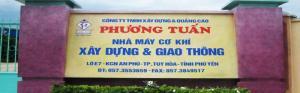 Công Ty TNHH Xây Dựng & Quảng Cáo Phương Tuấn