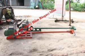 Máy Bơm Hút Bể Phốt (Hầm Biogas) Mini