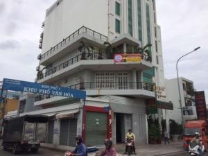 Cho thuê nhà góc 2 mặt tiền thoáng  568 Lũy Bán Bích, Tân Phú, dt:7,8x25m.