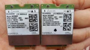 HP LT4112- HUAWEI - Model: ME906E - WWAN Support HP 820 G1,840 G1, 850 G1, Folio 9480M, Zbook 15, 17