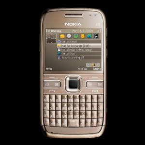 Điện thoại nokia E72 xách tay mới 99,9% , bh 12 tháng tại tp HCM
