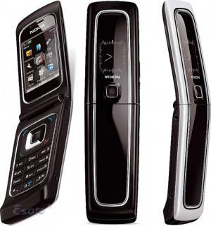 Nokia 6555 nắp gập sành điệu