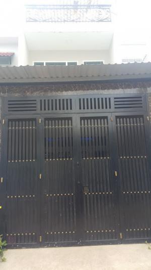 Nhà 1 Trệt 2 Lầu Đường Phan Văn Hớn  Hẻm Xe Hơi Cần Bán Gấp