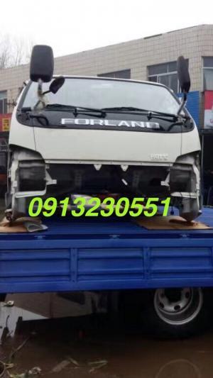 Bán cabin xe tải thaco forland
