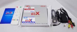 Android tv box tele t8 blus 4 râu chính hãng