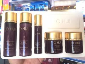 Set mini chống nhăn OHUI Age Recovery 5sp