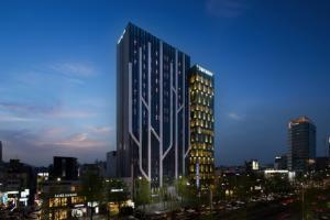 Thiết kế và thi công khách sạn