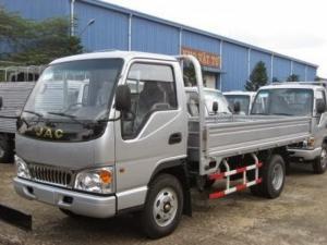 xe tải 1 tấn 49 JAC, giá rẻ nhất hiện nay.