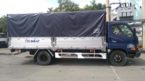 Xe Hyundai HD99 6,5 tấn, mua xe trả góp 90%, xe có sẵn giao ngay