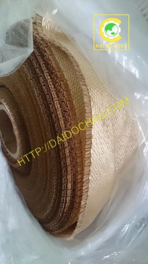 Vải bạt chống cháy HT800 golden
