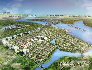 KING BAY - dự án đón đầu cầu Quận 9 và vành đai III- 3 mặt tiền sông