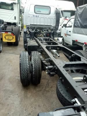 Xe tải JAC 2 tấn 4, thùng dài đến 3m7