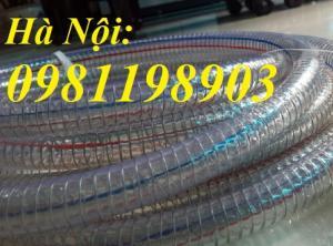 Ống nhựa lõi thép hàng Hàn Quốc, Trung Quốc