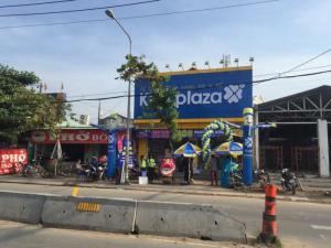 Cho thuê nhà mặt tiền 308A Phan Văn Hớn, Quận 12, dt:8,1x24m, ngay quốc lộ 1A.