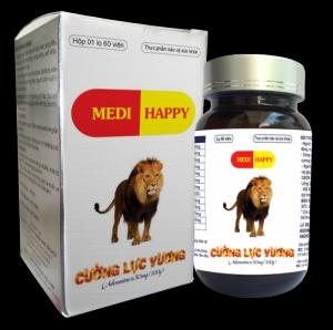 Thảo Dược Medi Happy Tăng Cường Sinh Lý Nam Tốt