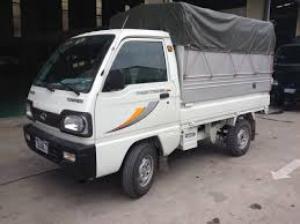 Tây Ninh, bán xe tải nhẹ máy xăng dưới 1 tấn, chỉ cần 50 triệu có xe ngay