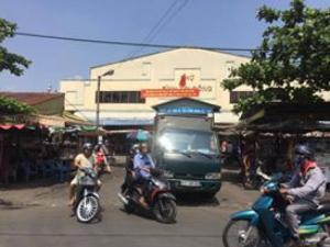 MT Trương Phước Phan - 4x22 (lộ giới 4x18) -  1 lầu đúc - ngay chợ vị trí KD sầm uất