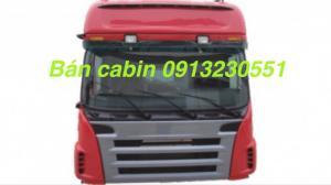 Bán tổng thành cabin xe tải jac 3, 4 chân...