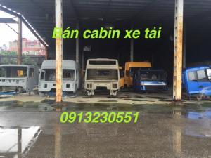 Bán đầu vỏ cabin xe chenglong 507, howo...