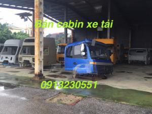 Bán cabin mộc và tổng thành xe tmt Cửu Long, dongfong Trường Giang, thaco, Chiến Thắng, howo a7, dongfeng các loại.