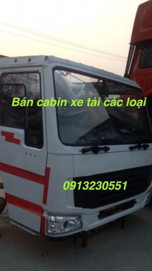 Mở bán đầu cabin howo 371, 340, 420, a7, t5g