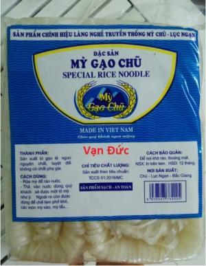 cần Tìm Đại lý, nhà phân phối Đặc sản Mỳ Gạo Chũ Bắc Giang tại các tỉnh trên toàn quốc