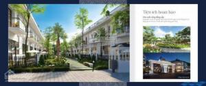 Đất Xanh Miền Trung mở bán dãy nhà phố đường Số 5, DA Lakeside Palace, 2.6 tỷ/căn