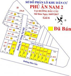 Bán đất 380tr-420tr đất lầu ông huyện, chính chủ, đã có sổ