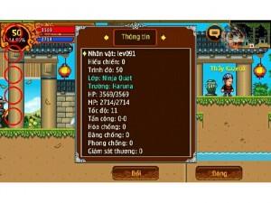 Ac ninja school lv50