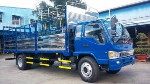 Xe tải jac 9 tấn, động cơ faw mạnh mẽ, thùng dài 6.8m