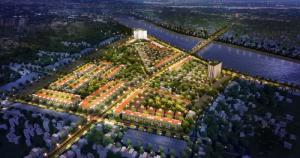Bán lô đất KĐT VCN Phước Long Nha Trang, đường C1 (giá 18tr/m2).