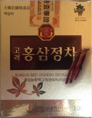 Nhân Sâm Linh Chi Hàn Quốc