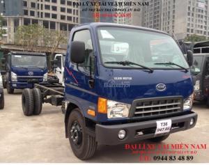 Xe tải veam hd800 7,9 tấn