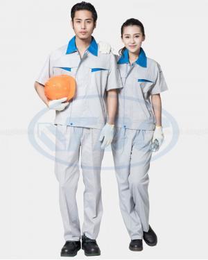 Quần áo bảo hộ lao động kaki Nam Định