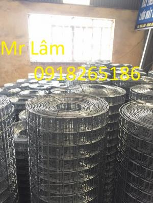 Sản xuất và cung cấp lưới thép hàn các loại, D2, D3, D4...