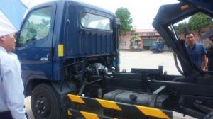 Xe Ben Hyundai DOTHANH HD88 Thùng 4 Khối. Tải trọng 4.700 kg.Tổng tải trọng : 8.440 kg
