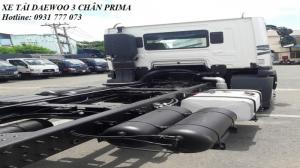 Xe tải Daewoo Prima 15 tấn - Hotline: 0931 777 073 (24/24)