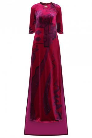 Áo dài nữ mẫu T7