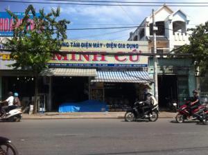 Cho thuê nhà mặt tiền ngay ngã 3 Tỉnh lộ 10, Bình Tân, dt:235m2